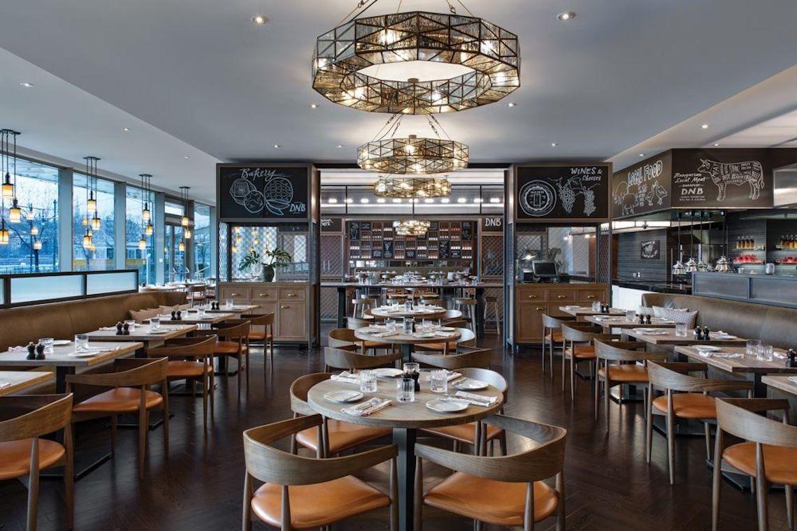 Ein Restaurant in Budapest mit bestem Donaublick.