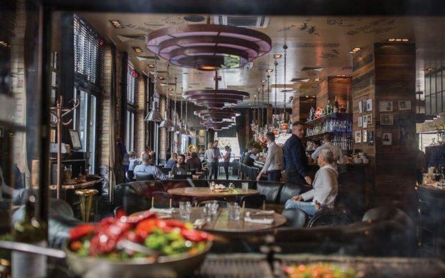 Eines der besten italienischen Restaurants in Budapest.